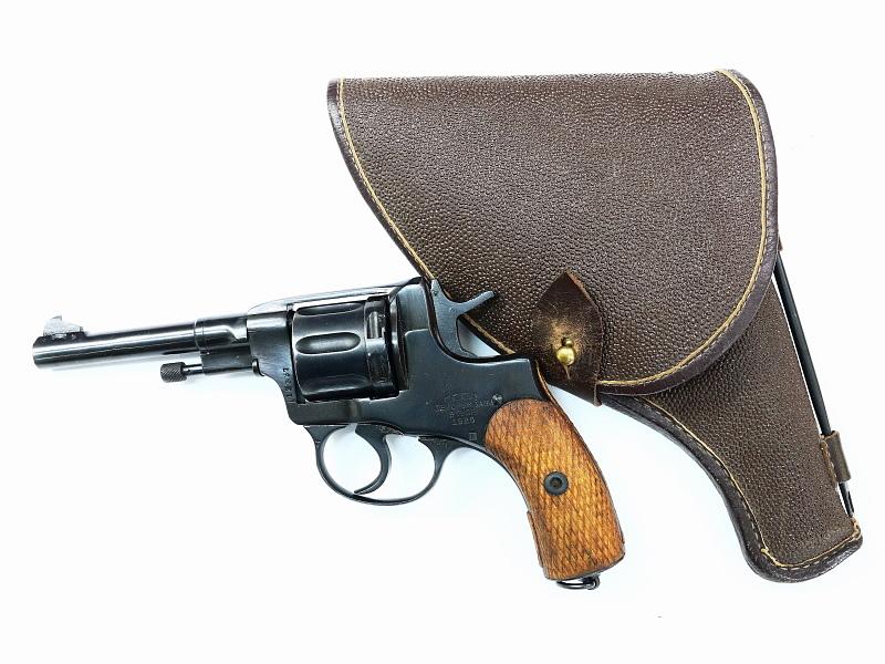 Nagant Revolver Soviet Tula 1926 #189510440