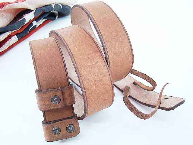Enfield SMLE Leather Rifle Sling Reproduction