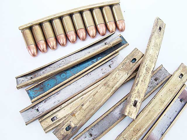 Mauser broomhandle stripper clips