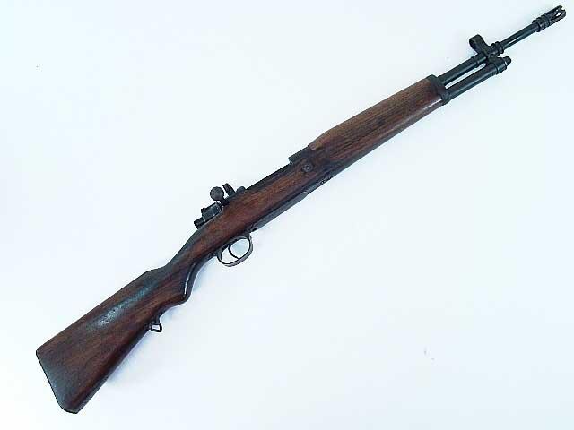 Fr Mauser on M1 30 Carbine Stocks