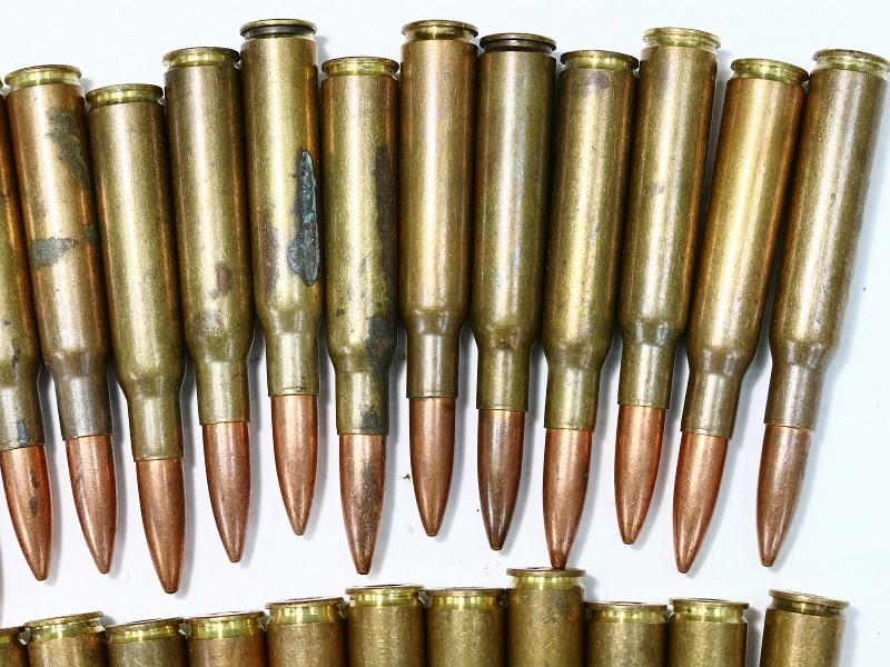 7mm Mauser Mexican Ammunition #1751