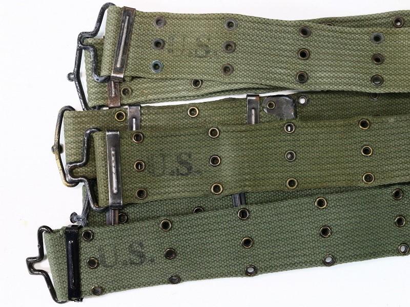 US Military M1956 Web Belt