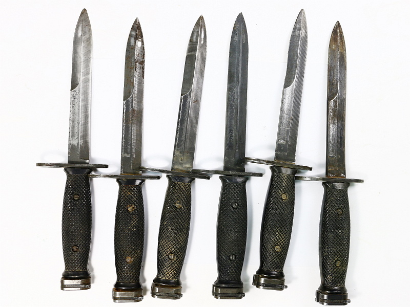 US M7 Bayonet for M16 No Scabbard Used