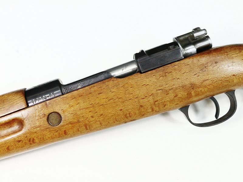 M 49 Persian Mauser Persian Mauser Iranian...