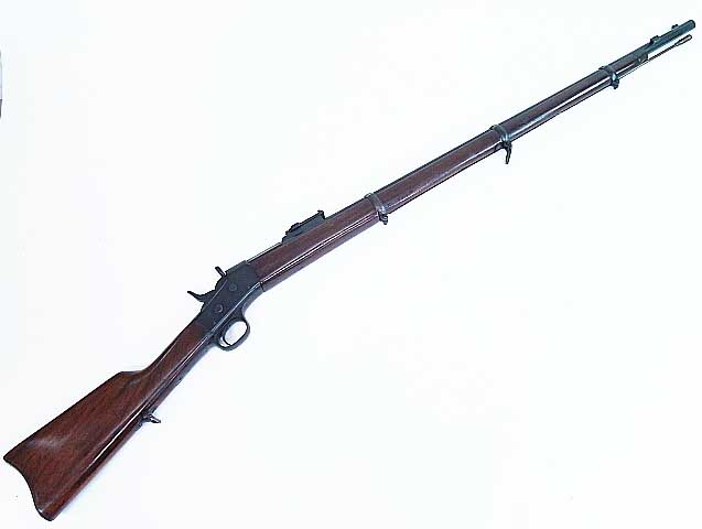 Argentine Remington Rolling Block Rifle