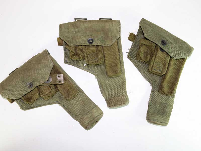 Danish Military M49 Holster For Sig P210