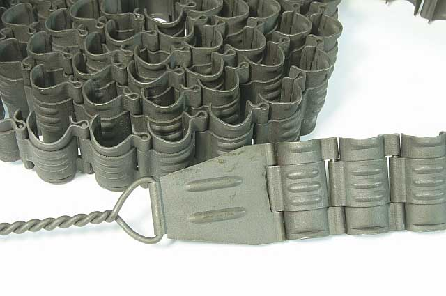 machine gun belt