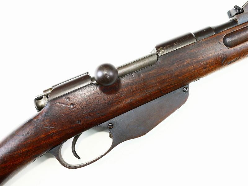 Dutch Mannlicher Model 1895 Artillery Carbine REF