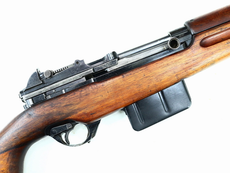 belgian fn 49 safn luxembourg 30 06 rifle ref