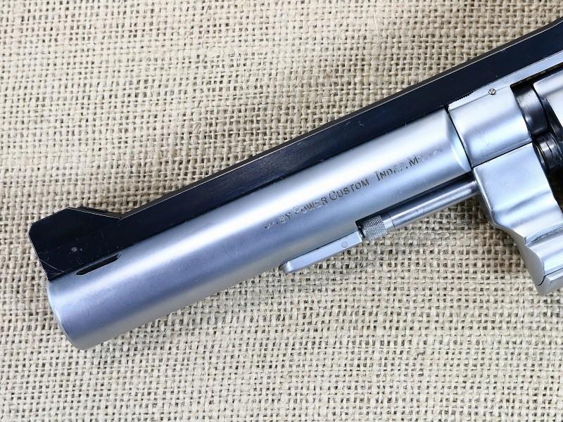 S&W Model 27 PPC Revolver by Power Custom  357 Magnum #S298467