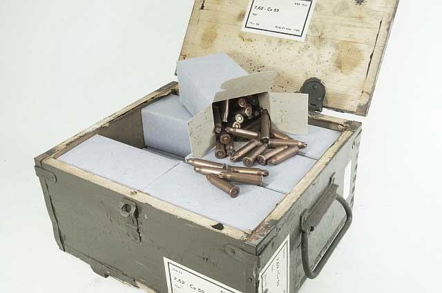 7 62x54r Mil Blank Ammunition 80 Rounds 1 Box