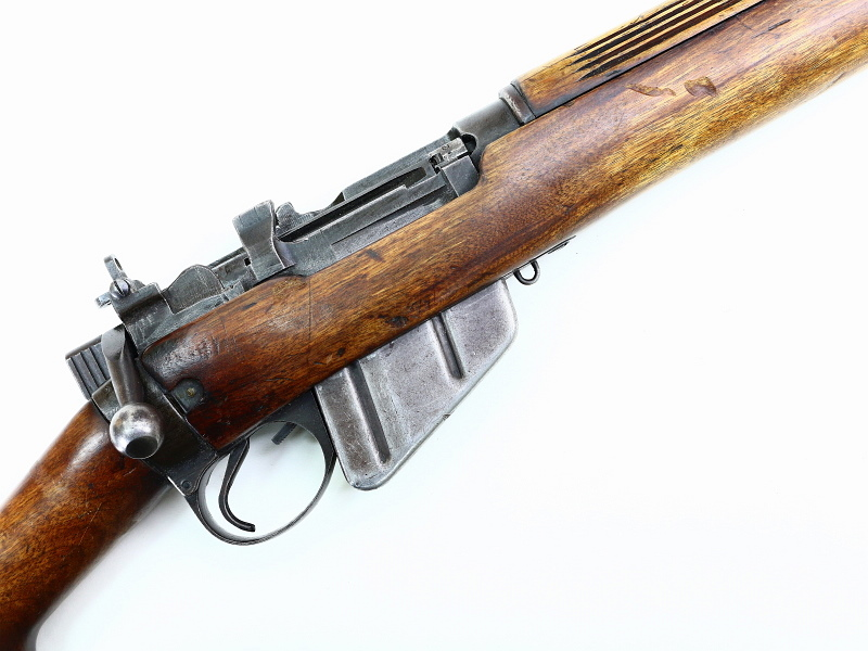 Enfield No4 Mk1* Rifle US Property Marked REF