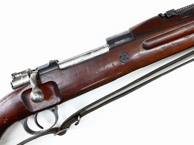 mauser rifle serial number identification 7mm