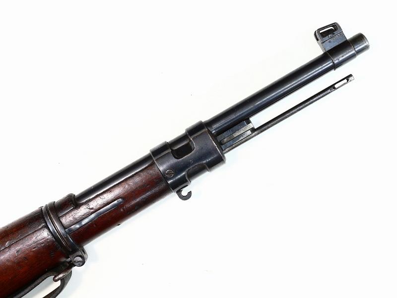 Brazilian Mauser Model 1908/34 7mm Police Carbine BRNO REF