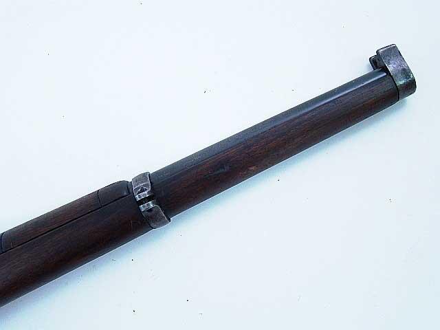 Argentine Mauser M91 Cavalry Carbine REF