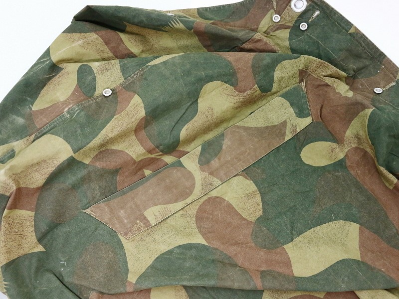 Belgian Military Shelter Half Poncho