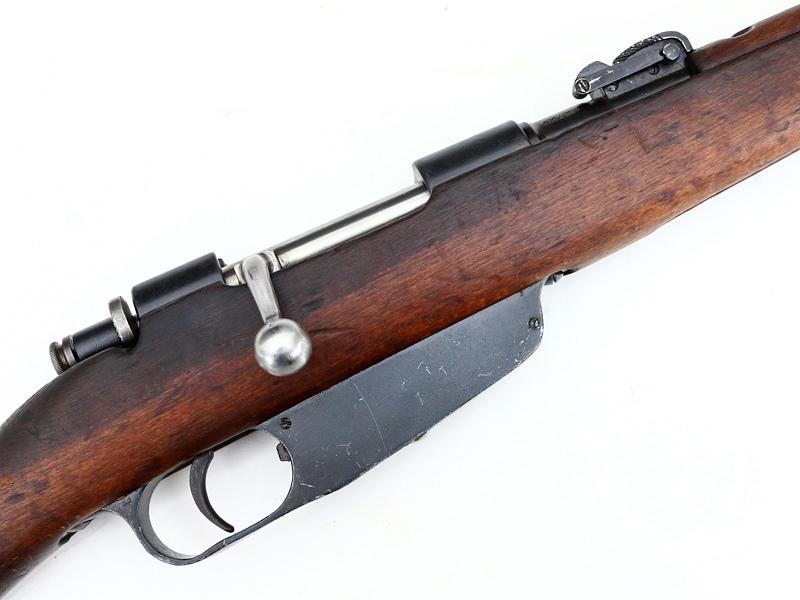 Carcano M91 Cavalry Carbine REF