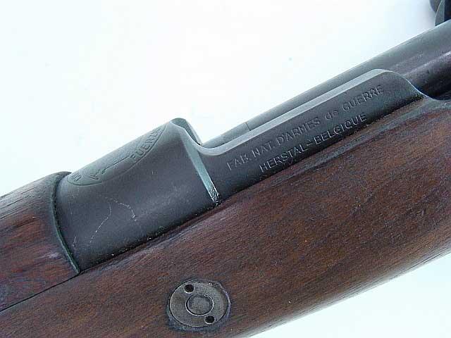Columbian Model 1950 FN Mauser REF
