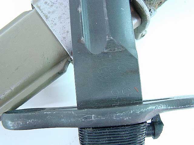 Italian Military M1 Garand Bayonet - Italian Military Gear