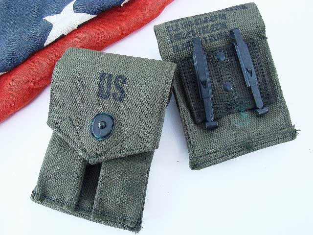 Us Military M1956 Mag Pouch For Colt 1911