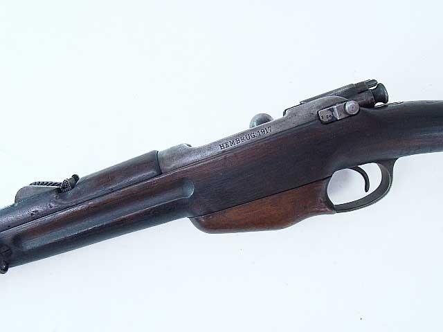 Dutch Mannlicher Model 1895 Cavalry Carbine REF