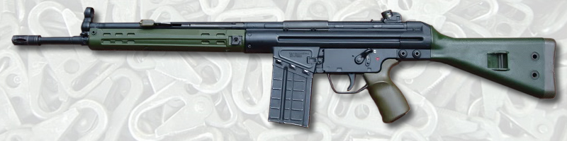 German G3 HK91 - Liberty Tree Collectors