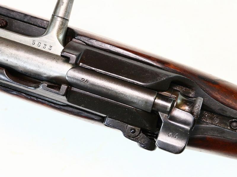 Greek Mannlicher Steyr M1903/14 Rifle REF