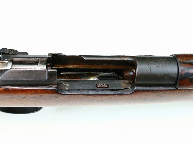Greek Mannlicher Steyr M1903/14 Rifle REF