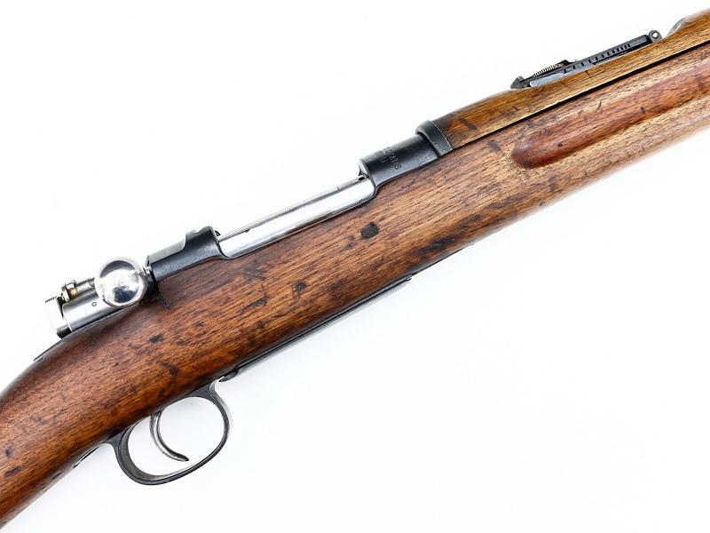 Swedish Mauser M96/38 Short Rifle 1908 REF