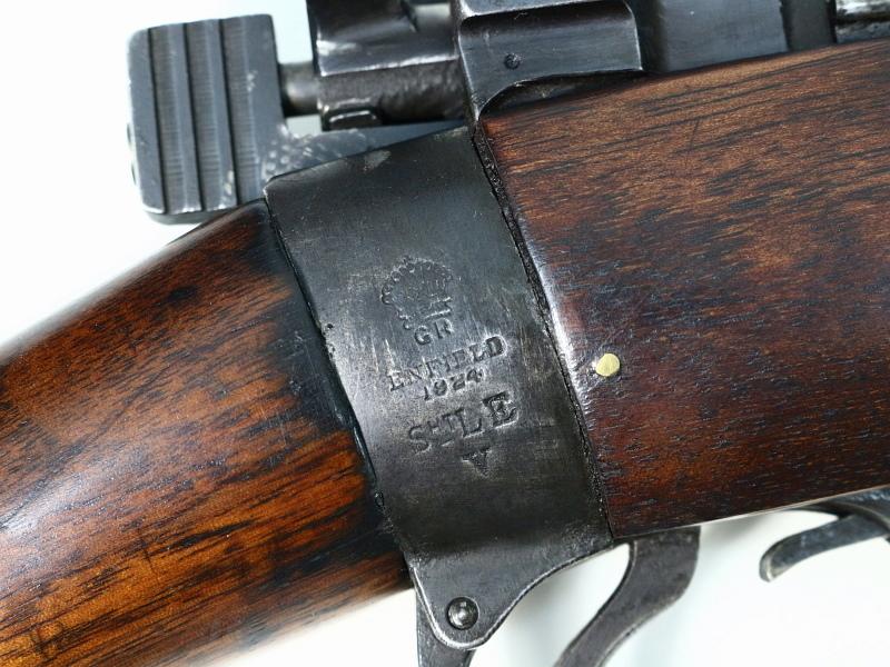 Enfield No1 Mk5 Trials Rifle 1924 REF