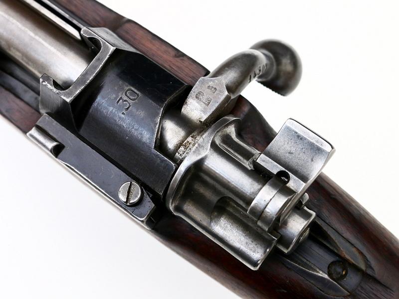 Peruvian Model 1935 Mauser REF