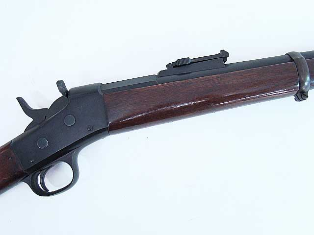 Argentine Remington Rolling Block Rifle Model 1879 REF