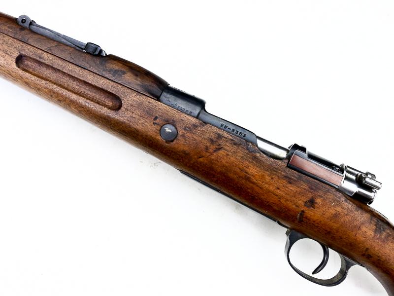 Spanish Mauser Model 1943 M43 Short Rifle REF