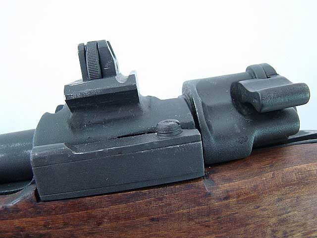 Spanish FR8 Mauser Sniper Rifle REF