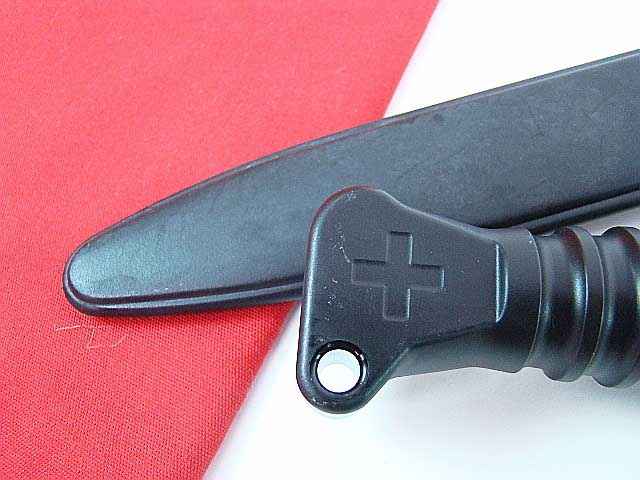 Swiss Military Fighting Knife W Frog Knives Swords Other