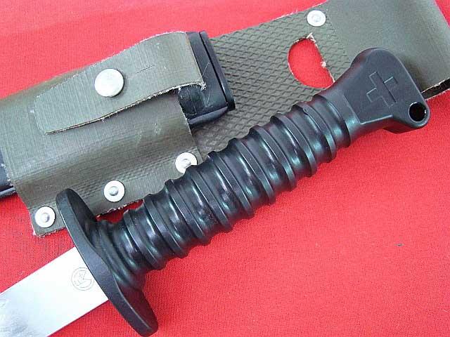 Swiss Military Fighting Knife W Frog Swiss Military Gear