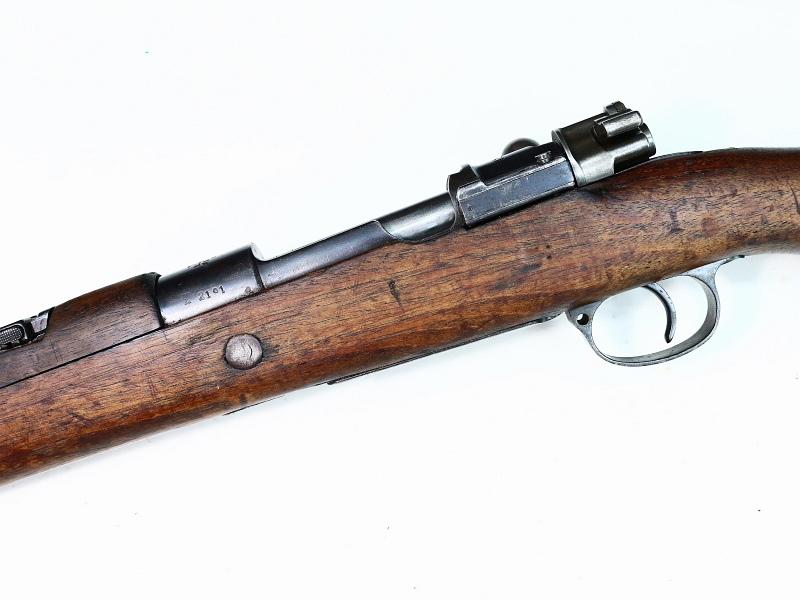 Turkish Mauser Ankara 1939 Rifle REF